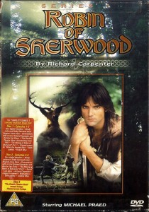 Robin of Sherwood Season 1 DVD cover
