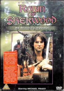 Robin of Sherwood Season 2 DVD cover