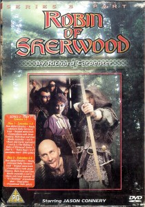 Robin of Sherwood, Season 3 Part 1 DVD cover