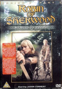 Robin of Sherwood Season 3, Part 1 DVD cover